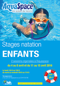 Stages natation